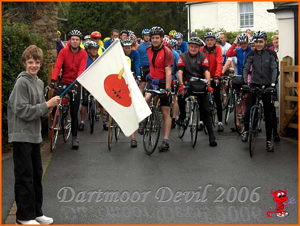 DARTMOOR DEVIL 2006